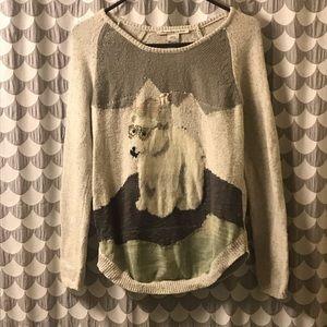 American Rag Polar Bear Sweater